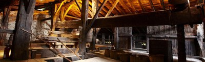 Igartubeiti. Sixteenth century farm with press