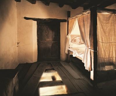 Dormitorio de Igartubeiti