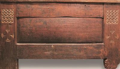 Igartubeiti,arca del dormitorio