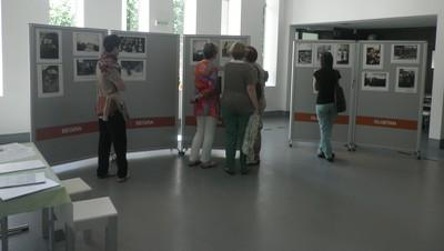 Exposición Paisaje y memoria: mujeres de Ezkio-Itsaso