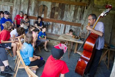 Concierto de Etxekopart en Igartubeiti