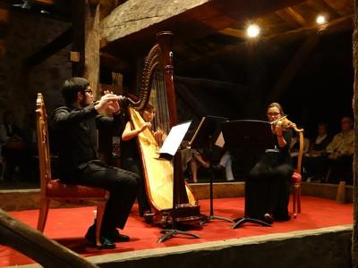 Musikeneko ikasleen kontzertua Igartubeitin