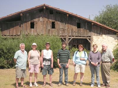 Foto de grupo en Igartubeiti