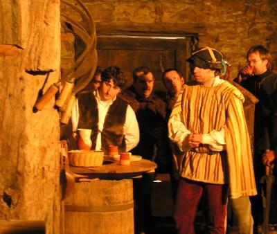 Grabación de la película Sua en Igartubeiti
