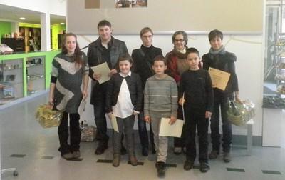 Premiados/as en el Concurso fotográfico 2011