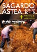 17ª edición de la Semana de la Sidra: El lagar del Caserío Igartubeiti se pondrá en funcionamiento del 10 al 19 de octubre
