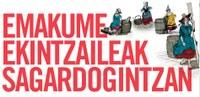 """""""Emakume ekintzaileak sagardogintzan"""", exposición que da a conocer a las mujeres del mundo de la sidra"""