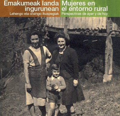 Igartubeiti Jornada la mujer en el mundo rural