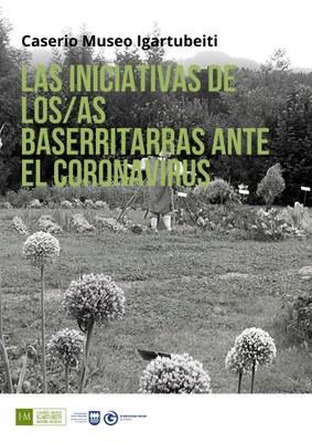 Las iniciativas de los baserritarras ante el coronavirus