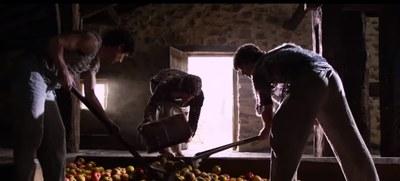 El Caserío Igartubeiti y la película Dantza