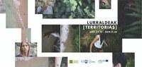 El caserío museo Igartubeiti presenta la exposición  Lurraldeak [Territorias] de Nathalia Heim, resultado de la residencia artística PATRIM+