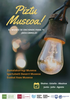 El Caserío Museo Igartubeiti reabre el día 2 de junio
