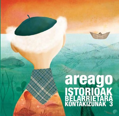 """El Caserío Museo Igartubeiti y el Museo Naval presentan la publicación ilustrada """"Areago Istorioak Belarrietara Kontakizunak 3"""""""