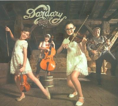 El video de Dardary Quartet grabado en Igartubeiti