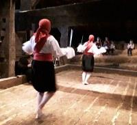 Extraordinario espectáculo de danza de Aurtzaka