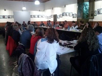 Igartubeiti en el Seminario POCTEFA 2014-2020