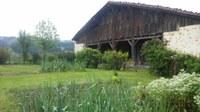 El caserío Igartubeiti y su entorno en mayo