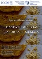 """Iniciativa """"Saborea el Museo"""" para celebrar online el Día Internacional de los Museos"""