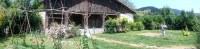 La huerta de Igartubeiti y su entorno en junio