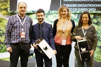 Gastromuseums crece y presenta un nuevo packaging de productos enogastronómicos de Euskadi