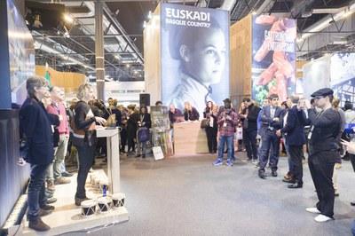 La Red de Museos Enogastronomicos de Euskadi lleva su oferta a Fitur