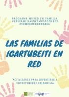 Las familias de Igartubeiti en red
