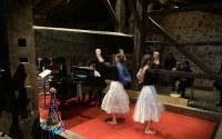 Magnífico concierto del grupo Gandeia