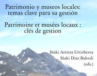 """Manual """"Patrimonio y museos locales:temas clave para su gestión"""""""