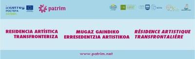Más de 40 artistas internacionales se presentaron a la primera edición de la residencia transfronteriza PATRIM+