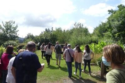 Naturaleza y arquitectura, protagonistas del programa de verano del Caserío Museo Igartubeiti