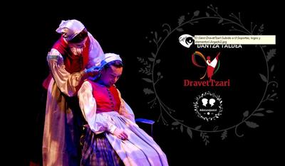 Proyecto DravetTzari en Igartubeiti