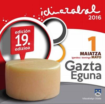 Gazta eguna Idiazabalen