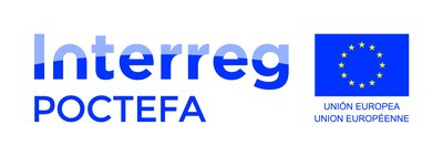 Logotipo Interreg Poctefa