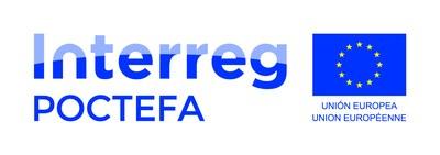 Logotipo Interreg Poctefa