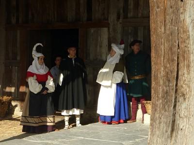 Antzespenak, Kortaberria familia