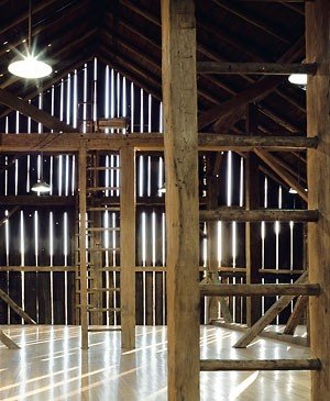 Peter Bohlin arkitektorean lanetako bat