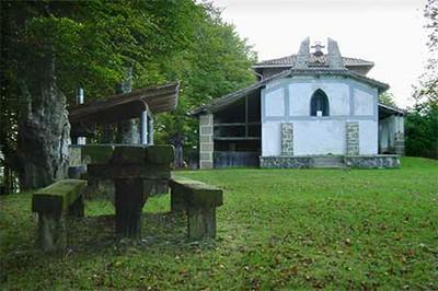 Kizkitzako ermita, Ezkio-Itsaso