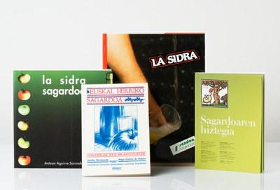 Sagardoari buruzko liburuak